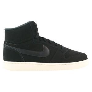 Details 001 Nike zu AV2478 SE Schuhe MID Ebernon Damen Sneaker Winter Schwarz 0vNn8wm