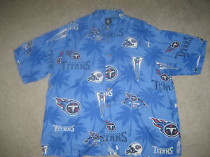 tennessee titans hawaiian shirt