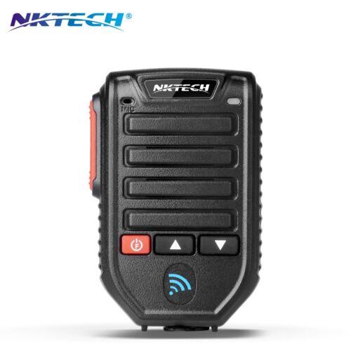 NKTECH BT89 32.8' Wireless Bluetooth Microphone Fit QYT KT-UV980 KT-8900RE Radio