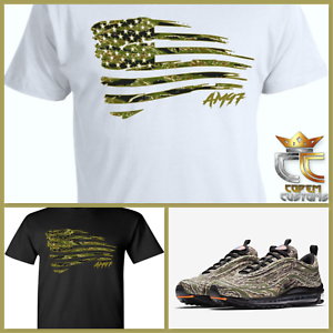 3506a0ec EXCLUSIVE TEE/T-SHIRT to match NIKE AIR MAX 97 COUNTRY CAMO PACK USA ...