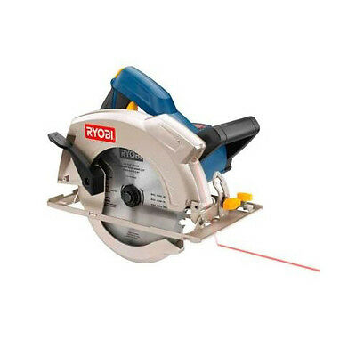 "Ryobi 13 Amp 7-1/4"" Circular Saw with Laser CSB134L RECON"