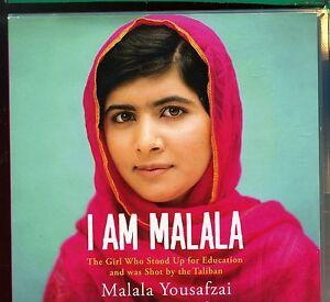 Malala Yousafzai  I Am Malala  9CD Audiobook  MINT - Llandrindod Wells, United Kingdom - Malala Yousafzai  I Am Malala  9CD Audiobook  MINT - Llandrindod Wells, United Kingdom
