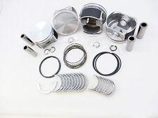 Piston/Ring+Engine Bearing Kit (Std) for Nissan 02-06 2.5L Altima Sentra QR25DE