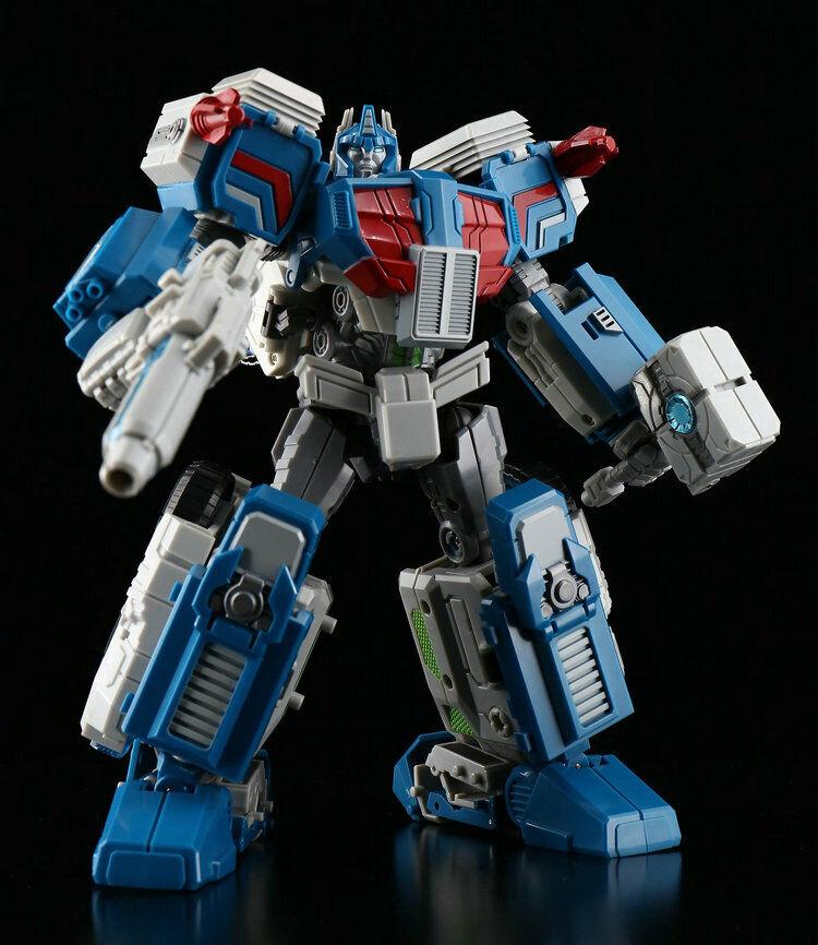 nuovo Transformers Planet X PX14 Apollo FOC Ultra Magnus cifra In Stock