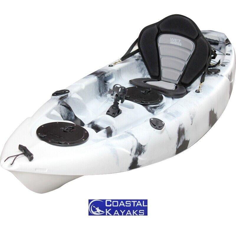 Coastal Seekajak Kayak Bighead Sit-On-Top SET SET SET 3f9819