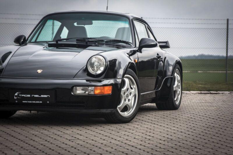 Porsche 911 Turbo - 9
