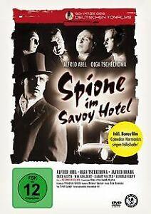 Spione-im-Savoy-Hotel-de-Zelnik-Friedrich-DVD-etat-tres-bon