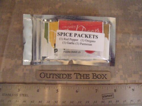Emergency//Survival:  Pizza Spice Kit Oregano Garlic /& Red Pepper Parmesan