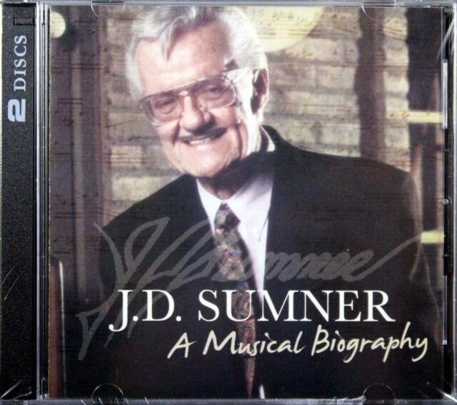 j.d. sumner eine musikalische biographie neu cd southern gospel geschichten und lieder