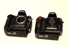 Nikon d2x Bodies 2 cameras for parts or repair