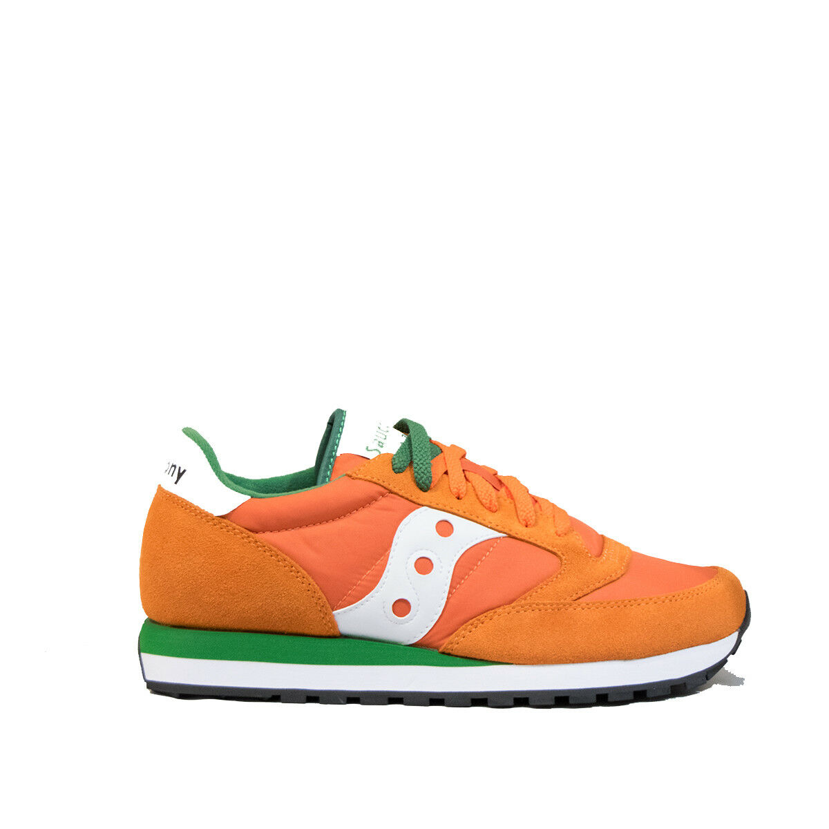 Sneakers saucony  jazz original  arancio bianco