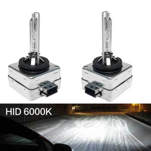 D1S  2Pcs 35W HID Xenon OEM Factory Replacement Headlight Light Bulbs Lamps UK