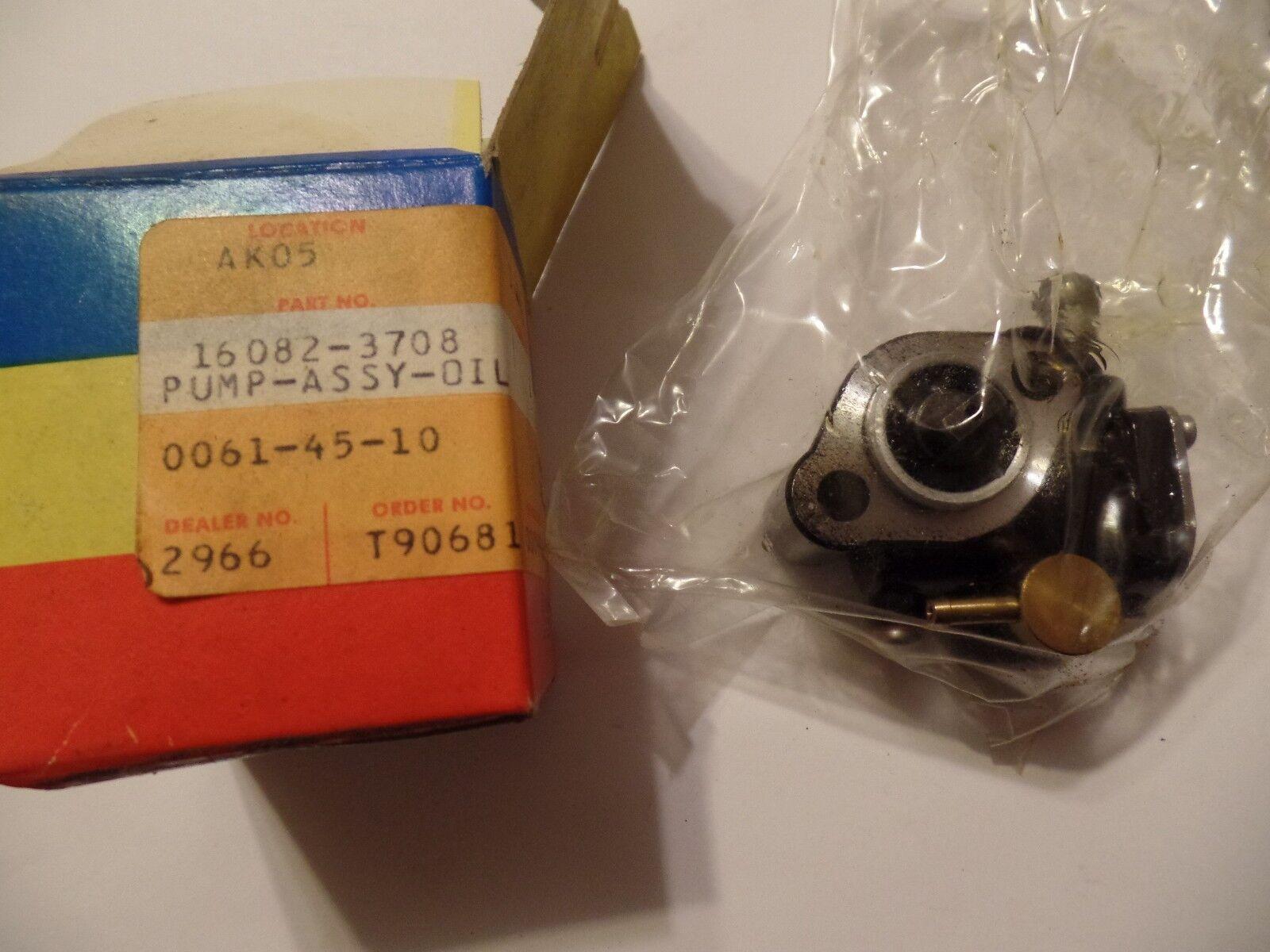 Nos Kawasaki Ölpumpe Montage JS650 JF650 Js Jf 650 88 16082-3708