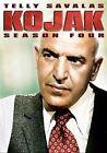 Kojak Season Four 6 Discs 2012 Region 1 DVD