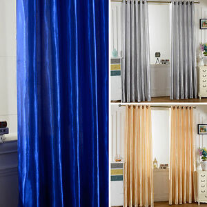 Image Is Loading Multi Colors Home Window Screen Curtains Door Room