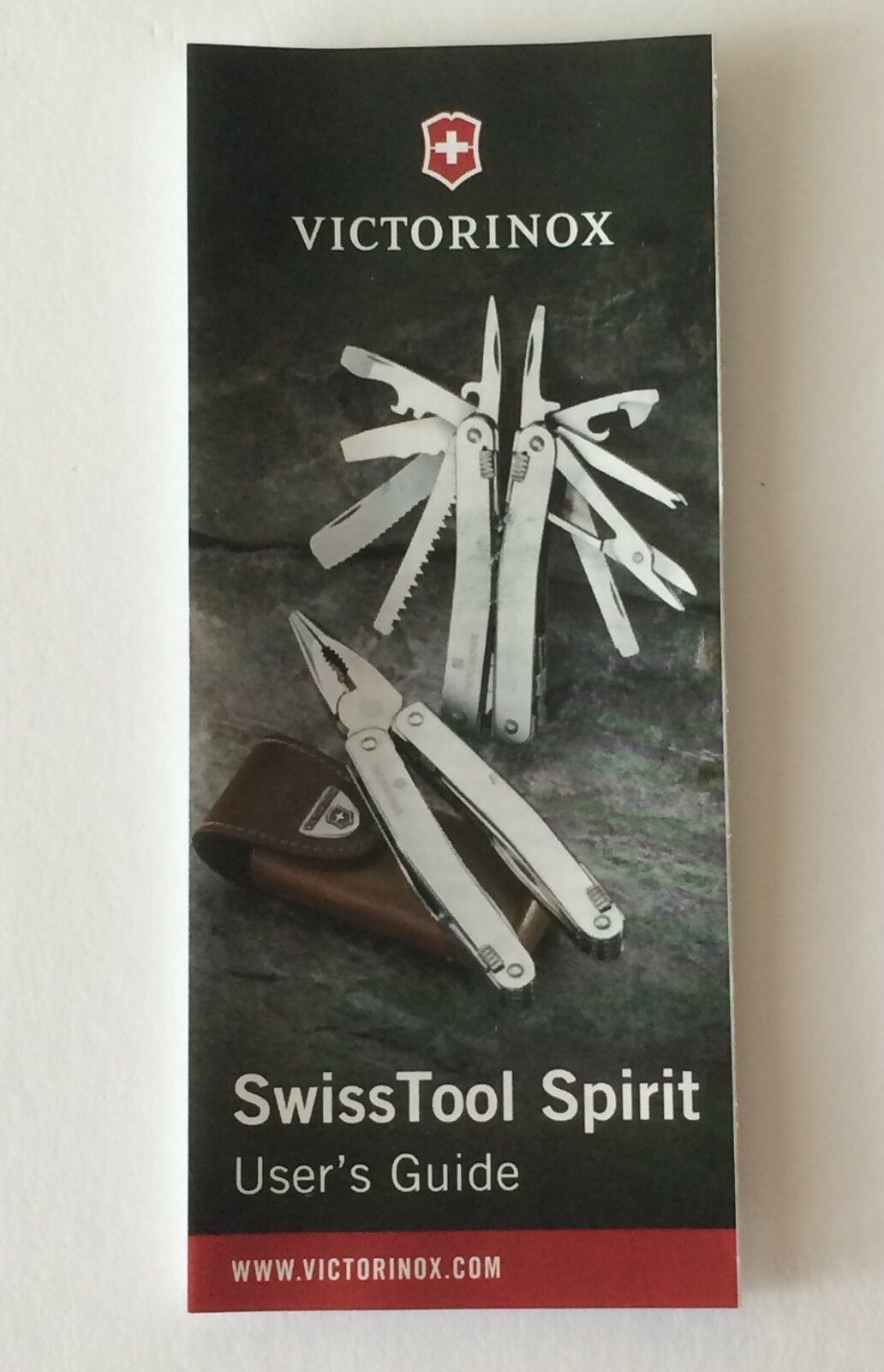 Victorinox Swiss Army Knife Swisstool Spirit Plus With With With Ratchet & Pouch 53807 NIB 366f5f