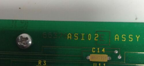 BAILEY INFI-90 ANALOG INPUT SLAVE MODULE IMASI02 6637626M1 103273