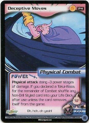 Majin/'s Perfect Defense P5 Majin Buu Dragonball Z DBZ Non-Foil Promo Card NM-MT