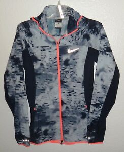 1f57aab9434b NEW WOMENS XS NIKE PRINTED TRAIL KIGER PACKABLE RUNNING ATHLETIC ...