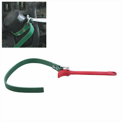 12 Inch Belt Type Oil Filter Wrench Car Auto Repair Spanner Removal Hand Tool