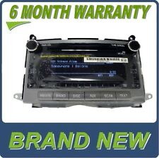 NEW 09 2010 2011 Toyota VENZA Radio MP3 MP 3 WMA AUX CD Disc Player A518AD 2009