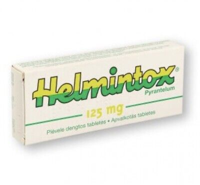 Helmintox used for