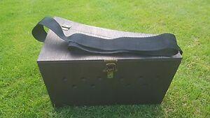Poacher style Ferret Box  10 free purse net pegs - <span itemprop='availableAtOrFrom'>Belper, United Kingdom</span> - Poacher style Ferret Box  10 free purse net pegs - <span itemprop='availableAtOrFrom'>Belper, United Kingdom</span>