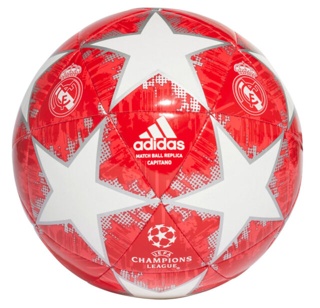 huge discount 4bf96 2f4be adidas Football Ball Finale Real Madrid Champion League Logo Capitano Cw4140
