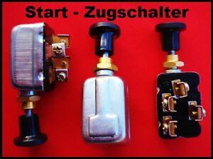 Gluehschalter-Startschalter-Zuendschloss-Gluehanlassschalter-Vorgluehschalter-PARTS