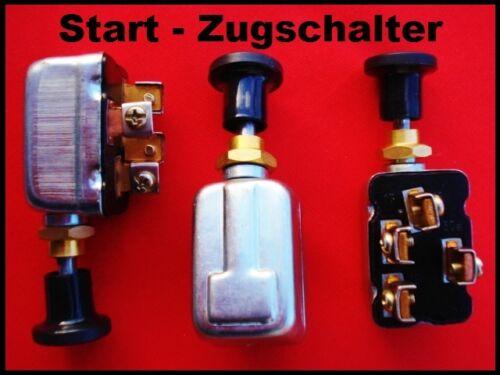 Glühschalter start interruptor Erikki glühanlassschalter vorglühschalter tractor