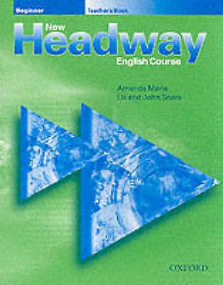 1 of 1 - New Headway Beginner Teacher Book by John Soars, Liz Soars (Paperback, 2002)