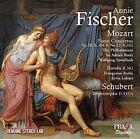 Mozart: Piano Concertos No. 20 K.466 & No. 22, K.482; Rondo K.382; Schubert: Impromptu D.935/4 (CD, Sep-2016, Praga)