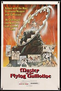 MASTER-OF-THE-FLYING-GUILLOTINE-1976-Movie-Poster-27x41-KungFu-MoviePoster