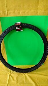 Bicycle Tire 26 x 2.125  Gum Wall Knobby Beach Cruiser Raised Center Tread