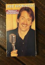 Jeff Foxworthy - Totally Committed (VHS, 1998)