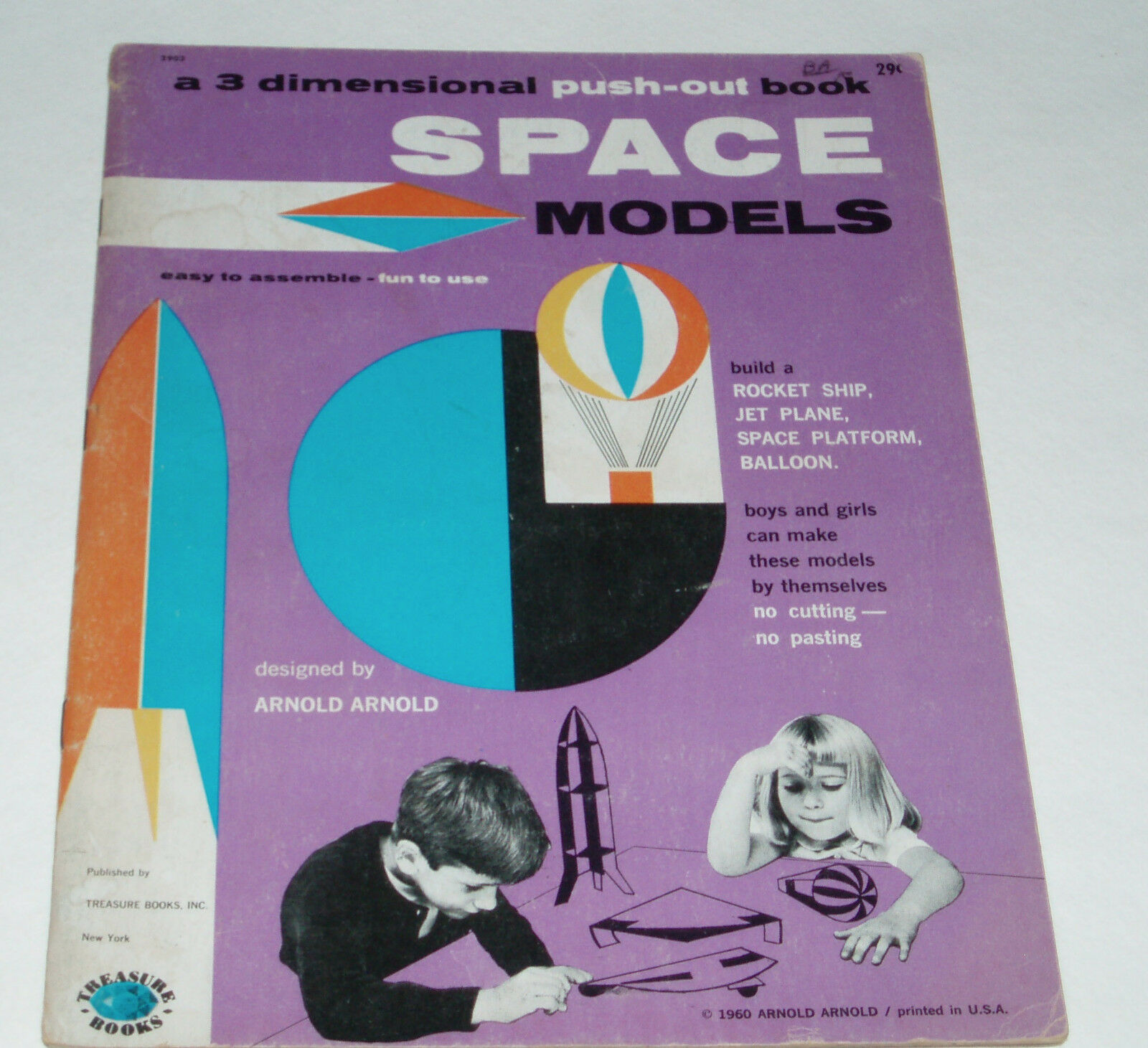 1960 schatz bcher platz modelle punchout buch ausscheren schlag