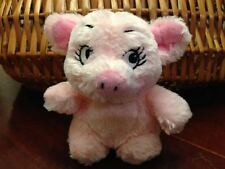 """RARE Gund 44546 Rich's Macy's 5"""" PINK Pig 2004 Plush HOLIDAY Collectible"""