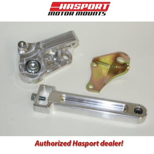 Hasport Clutch Conversion Assembly 88-91 for Civic CRX D-Series Hydrulic Trans.