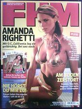 FHM Januar 2006 in Orginalhülle mit Tischkalender 2006