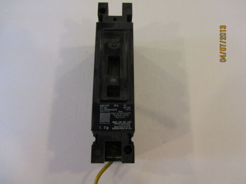 WESTINGHOUSE 20 AMP Molded Case Circuit BREAKERc Cutler-Hammer Eaton
