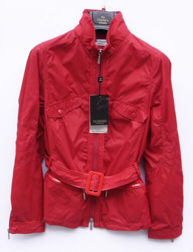 Fly Charter's Giubbotto Authentics Jacket Rosso Women Ret Red Donna tEEwgnqO
