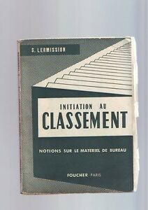 Initiation-Au-Classement-Notion-Sur-Le-Materiel-De-Bureau