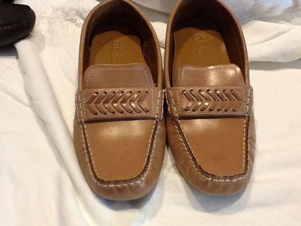 Women's Shoes -  NEW - Cole Haan Camel Loafer/Moccasin Style  Size US 9.5M