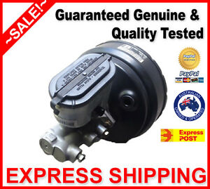 Genuine-Ford-Falcon-BA-BF-S1-XR6-Ghia-XT-Metal-Brake-Booster-Master-Cylinder