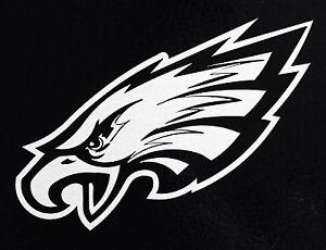 2x Philadelphia Eagles 5 Nfl Football Team Logo Car Window Vinyl