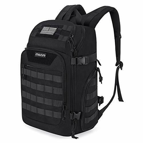 Huntvp 12L Mini Daypack Military MOLLE Backpack Rucksack Gear Tactical Assault