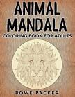 Animal Mandala von Bowe Packer (2015, Taschenbuch)