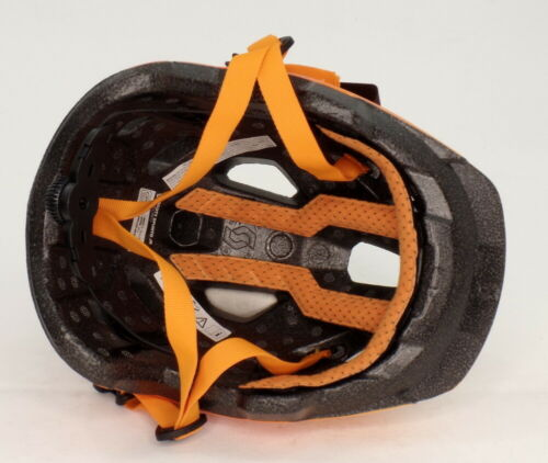 Scott Spunto Junior Kid/'s Mountain//Road Bike Helmet 50-56cm Orange