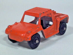 Details about Vintage Tootsietoy Baja Run About Sand Dune Buggy Scale Model  Die Cast Metal Orn