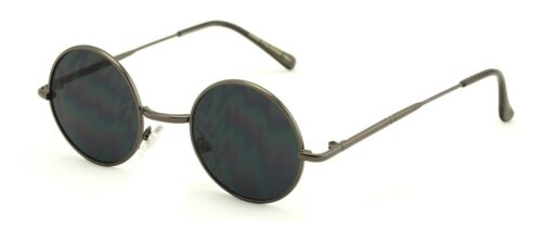 100/% UVA and UVB protection Age 3-10 Kids Round Metal Potter Sunglasses Cool
